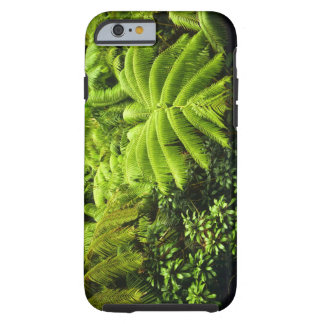 Hawaii, Big Island, Lush tropical greenery in 2 Tough iPhone 6 Case