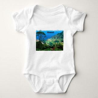 Hawaii Breezes Kalalau Valley Kauai (St.K.) Baby Bodysuit