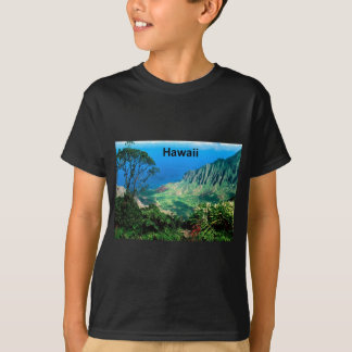Hawaii Breezes Kalalau Valley Kauai (St.K.) T-Shirt
