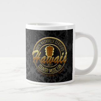 Hawaii Country Music Fan Coffee Mug
