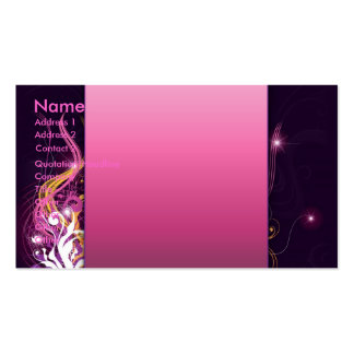 Hawaii dazzles pack of standard business cards