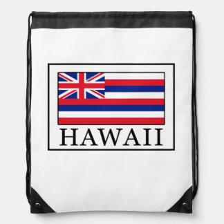 Hawaii Drawstring Backpacks
