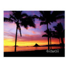 Hawaii Dream Postcard