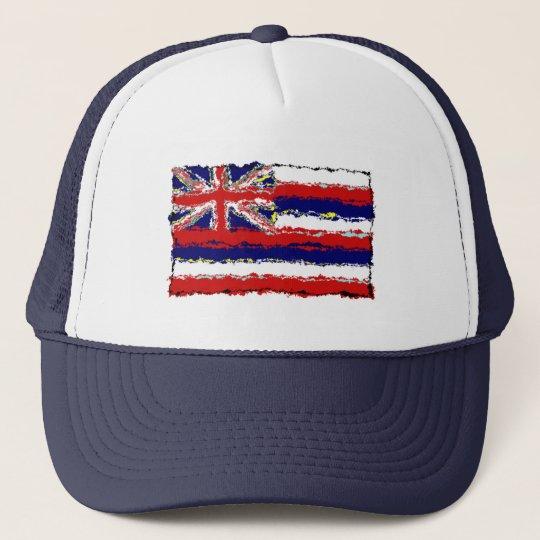 HAWAII FLAG CAP