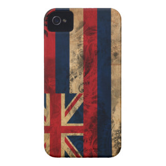 Hawaii Flag Case-Mate iPhone 4 Case
