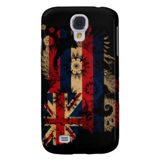 Hawaii Flag Galaxy S4 Case