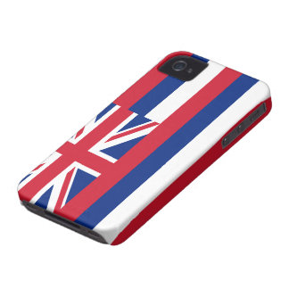 Hawaii Flag iPhone 4 Case-Mate Cases