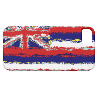 HAWAII FLAG iPhone 5 Case iPhone 5 Covers