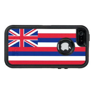 Hawaii Flag Otterbox Defender Iphone SE/5/5s Case