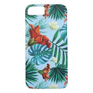 Hawaii Flowers Design iPhone 7 Case