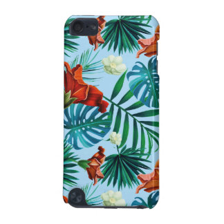 Hawaii Flowers Design iPod Touch 5G Cover