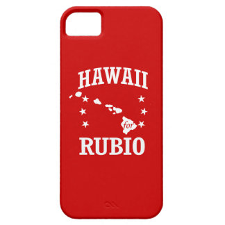 HAWAII FOR RUBIO iPhone 5 COVER