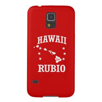 HAWAII FOR RUBIO GALAXY S5 COVERS