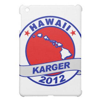 Hawaii Fred Karger iPad Mini Cases