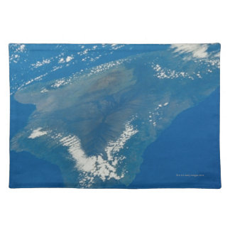 Hawaii from Space Placemat