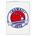 Hawaii Gary Johnson Greeting Cards