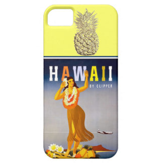 Hawaii Gold Pineapple  Hula Dancer iPhone 5 Cover