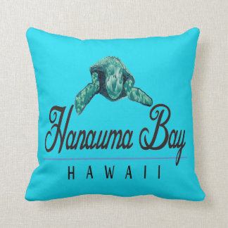 Hawaii Green Sea Turtle Cushion