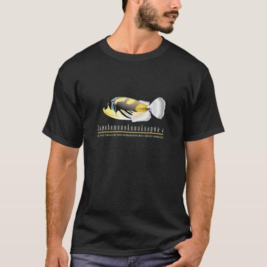 Hawaii Hanauma Bay Oahu - Humuhumunukunukuapua'a T-Shirt