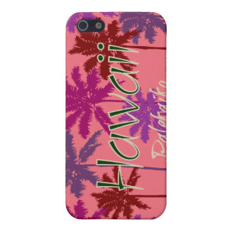 Hawaii Hard Shell Case for iPhone 4/4S iPhone 5/5S Covers