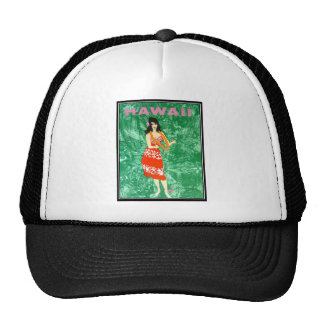 hawaii hats