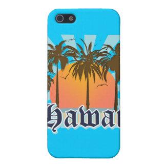Hawaii Hawaiian Islands Sourvenir iPhone 5 Case