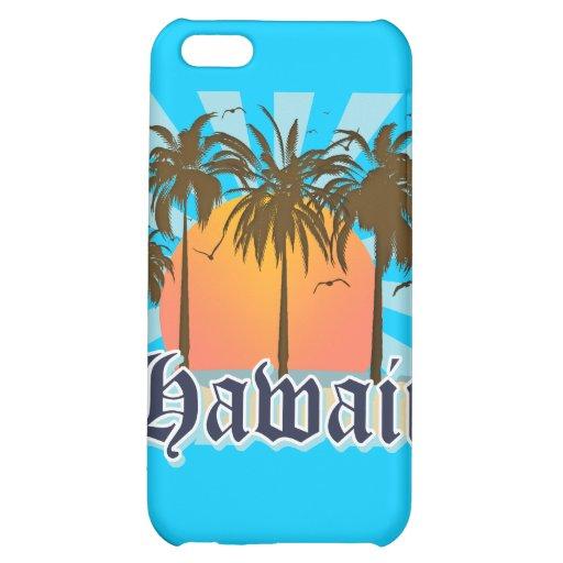 Hawaii Hawaiian Islands Sourvenir iPhone 5C Cover