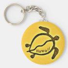Hawaii Honu Sea Turtle Key Ring