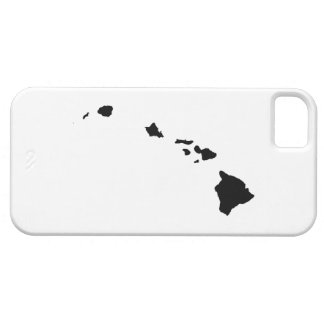 Hawaii in Black and White iPhone 5 Covers