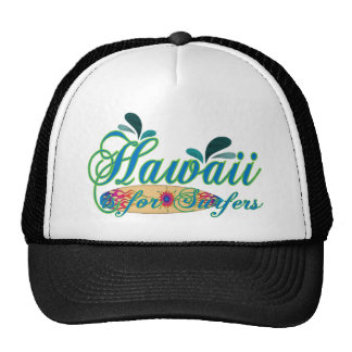 Hawaii is for Surfers Cap
