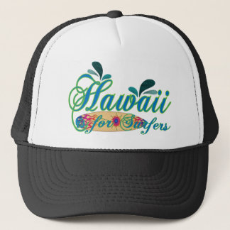 Hawaii is for Surfers Trucker Hat
