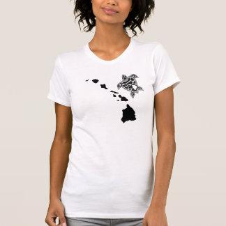 Hawaii Islands Chain - Hawaii Turtle T-Shirt