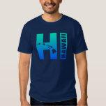 Hawaii Islands - HI T-shirts