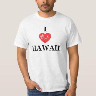 Hawaii Islands Stand Up Paddle Tshirts