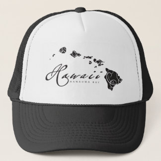 Hawaii Islands Trucker Hat