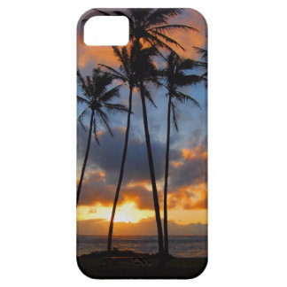 Hawaii Kauai iPhone 5 - Kapaa Sunrise iPhone 5 Cases