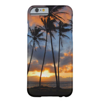 Hawaii Kauai iPhone 6 case - Kapaa Sunrise