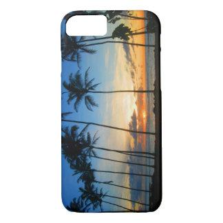 Hawaii Kauai iPhone 7 case - Kapaa Sunrise