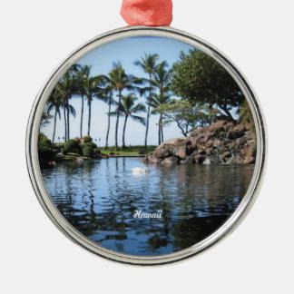 Hawaii keepsake ornament