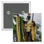Hawaii King Kamehameha Button