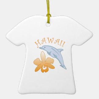 HAWAII LOGO CERAMIC T-Shirt DECORATION