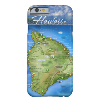 Hawaii Map Case