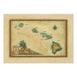 Hawaii Map, sizes 2