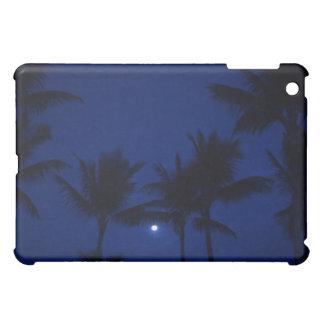 Hawaii Moon night palms Cover For The iPad Mini
