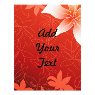 Hawaii n Wedding Invite Full Color Flyer