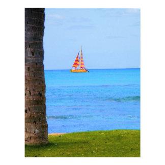 Hawaii Nature Custom Flyer