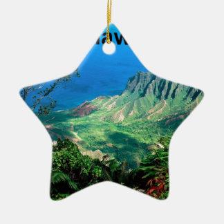 Hawaii (new) (St.K) Christmas Ornament