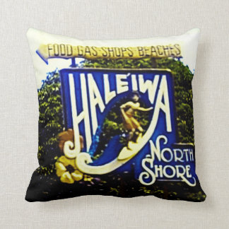 Hawaii North shore American MoJo Pillow
