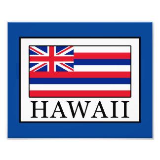 Hawaii Photo Print