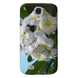 Hawaii Plumeria Galaxy S4 Case
